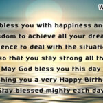 Birthday Success Quotes Facebook