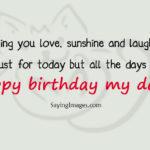 Birthday Wishes For Children Tumblr
