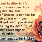 Birthday Wishes For Healthy Life Facebook