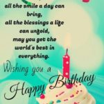 Birthday Wishes Images Pinterest
