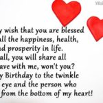 Birthday Wishes Messages For Boyfriend