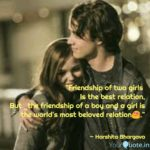 Boy And Girl Friendship Quotes Twitter
