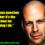 Bruce Willis Quotes Pinterest