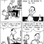 Calvin And Hobbes Dad Quotes Twitter