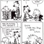 Calvin And Hobbes Valentines Day Twitter