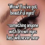 Caption For Brown Eyes Pinterest