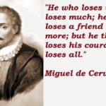 Cervantes Quotes Twitter