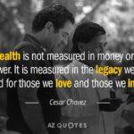 Cesar Chavez Famous Quotes Twitter