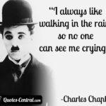 Charlie Chaplin Sad Quotes