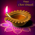 Chhoti Diwali Wishes Pinterest