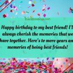 Childhood Friend Birthday Wishes