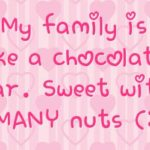Chocolate Bar Quotes Facebook