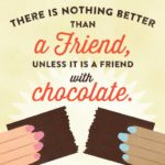Chocolate Day Quote For Friends Tumblr