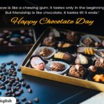 Chocolate Day Special Quotes Twitter