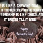 Chocolate Day Wishes For Husband Pinterest
