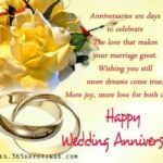 Christian Wedding Anniversary Wishes For Wife Twitter