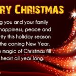 Christmas Quotes Family And Friends