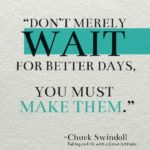 Chuck Swindoll Attitude Quote Facebook