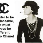 Coco Chanel Little Black Dress Quote Tumblr