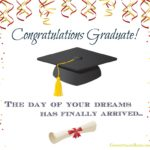 College Graduation Greeting Card Sayings
