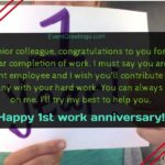 Company Anniversary Wishes To Employees Facebook