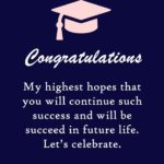 Congratulations Graduation Text Messages