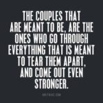 Couple Strength Quotes Facebook