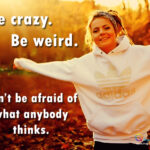 Crazy Girl Quotes