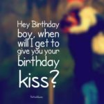 Cute Birthday Wishes For Boyfriend Pinterest