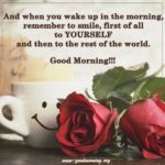 Cute Good Morning Message For Friend Twitter