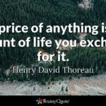 David Thoreau Quotes