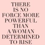 Determined Woman Quotes
