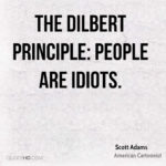 Dilbert Principle Quotes Pinterest