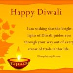 Diwali Quotes In English Greetings Pinterest