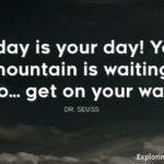 Dr Seuss Positive Quotes Twitter
