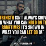 Drake Inspirational Quotes