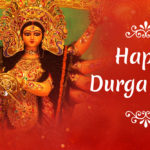 Durga Puja Greetings In English