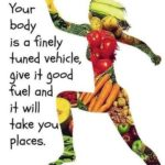 Eat To Fuel Your Body Quotes Facebook