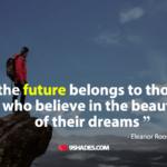 Eleanor Roosevelt The Future Belongs Facebook