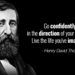Emerson And Thoreau Quotes