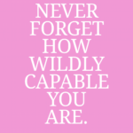Encouraging Quotes For Young Women