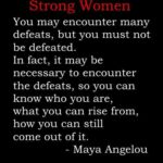 Encouraging Words For A Strong Woman Pinterest