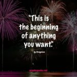 Encouraging Words For The New Year