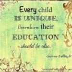Every Child Is Unique Quotes Tumblr