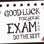 Exam Wishes Messages Twitter