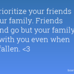 Family Before Friends Quotes Twitter