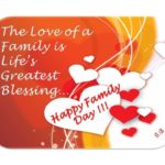 Family Day Wishes Quotes Facebook