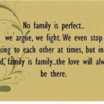 Family Disappointed Quotes