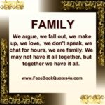 Family Fall Out Quotes Pinterest