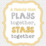 Family Fun Time Quotes
